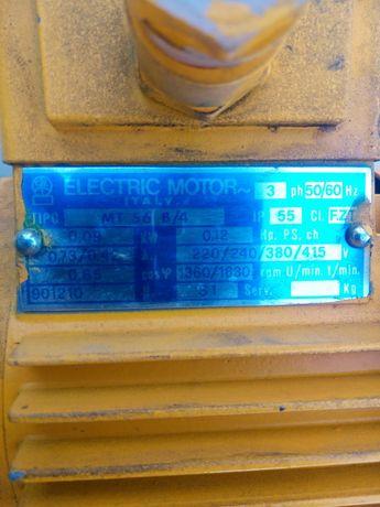 Електромотор ниски обороти