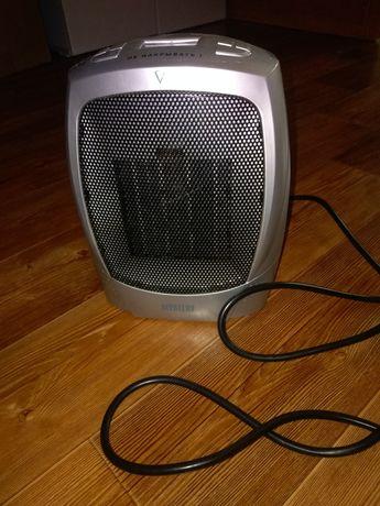 Тепловентилятор керамический, обогреватель.