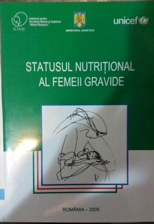 Carte Statusul nutritional al femeii gravide