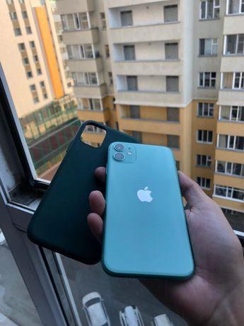 Iphone 11, green в идельном состоянии