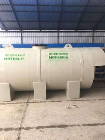 Rezervoare Motorina 3000 litri Statii Epurare Rezervor