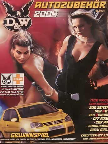 Bmw Audi Vw/Tunning/D&W 2004-Голямо Списание за Тунинг на автомобили