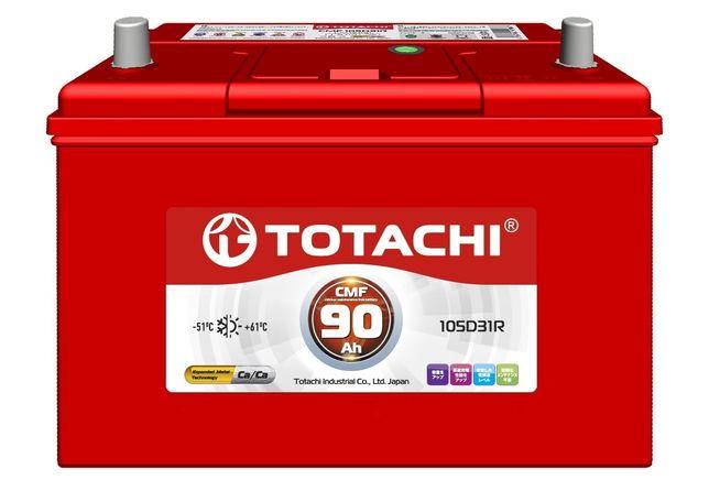 Новые Аккумуляторы TOTACHI со скидкой 40%