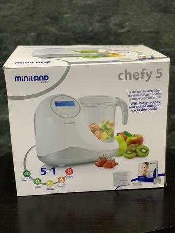 Miniland chefy 5 ( робот 5 в 1)