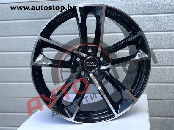 19 Джанти Audi S8 черни Black Volskwagen Skoda A6 A4 A7