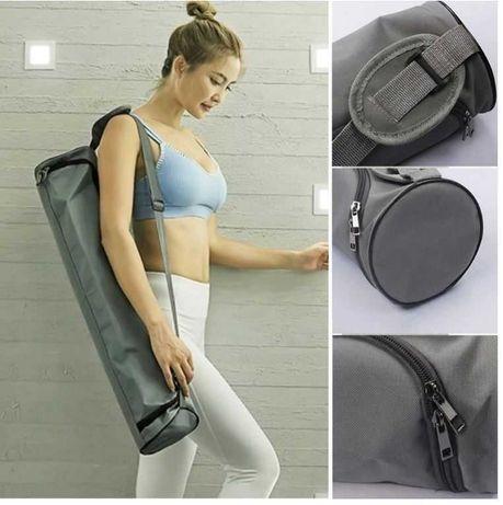Чанта Сак Калъф за пренасяне и съхранение на йога постелка мат шалте