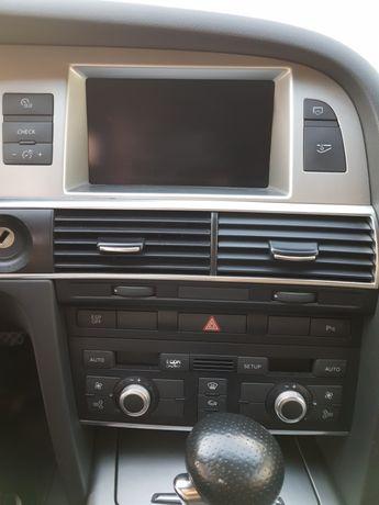 Управление климатроник решетки парно Ауди А6 Audi A6 4F/C6