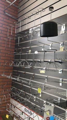 Новые экономпанели,витрины,полки,крючки,полки, торговое оборудование