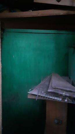 Ворота металлические для гаража