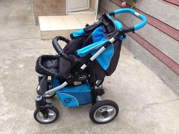 Комбинирана Бебешка количка ELIPSO - 3 в 1
