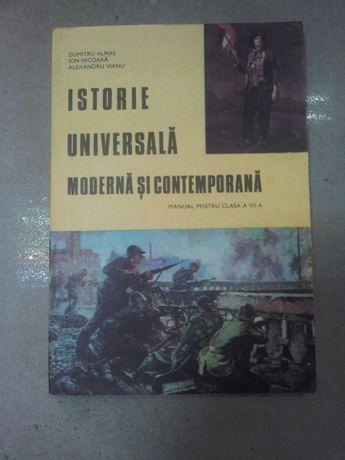 Istoria universala moderna si contemporana