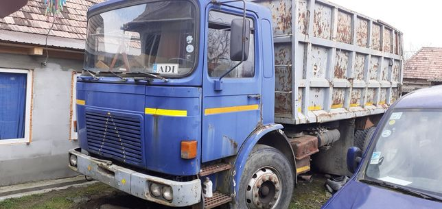 Roman dzel  camion