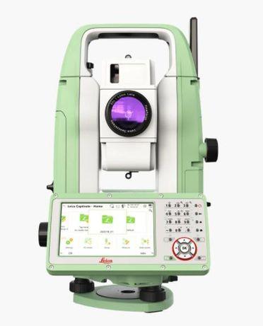 Тахеометр Leica TS10 5` R500