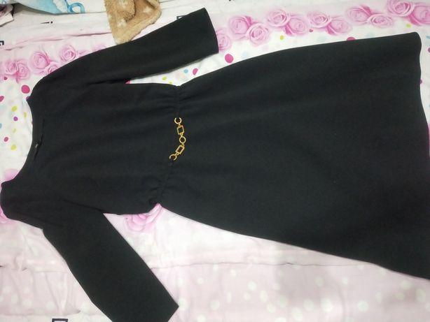 Женские офисные платья размер s-m