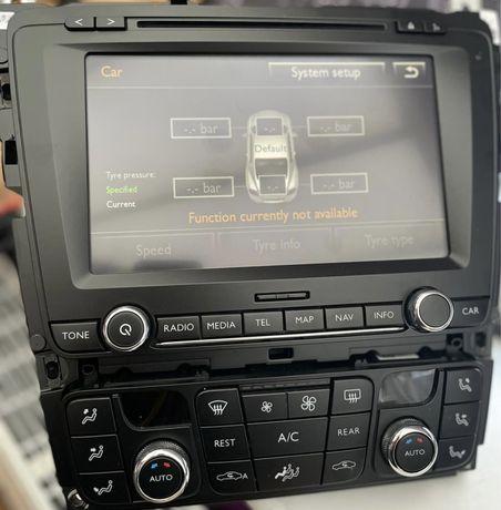Reparatii navigatii Bentley Continental GT GTC ZAB RNS