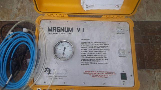 Pompa vacuum Magnum VI