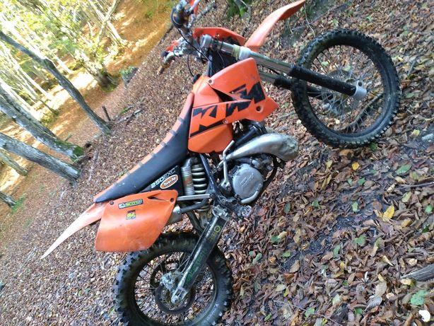 Vând KTM EXC 250 2T