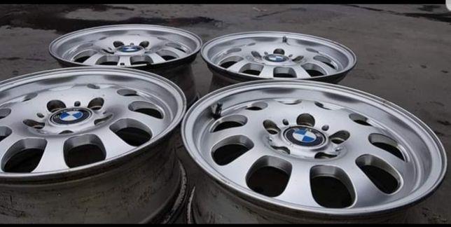 Jante aliaj BMW Seria 3 E46/ E90 R15, IS42, 6.5Jx15H2, 5 x 120