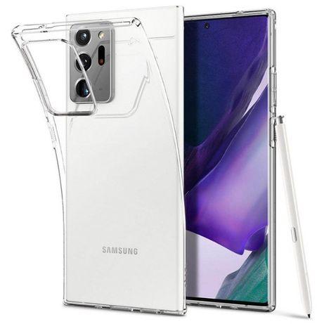 Husa Silicon TPU Samsung Note 20 Plus Transparenta
