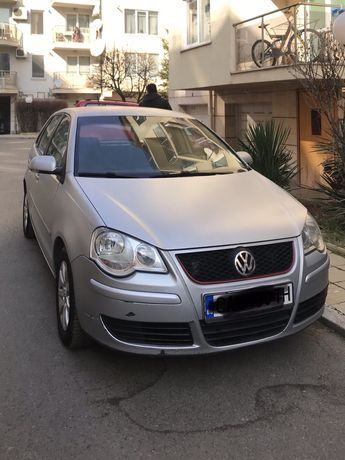VW Polo 1.9 tdi 101к.с. 2005г