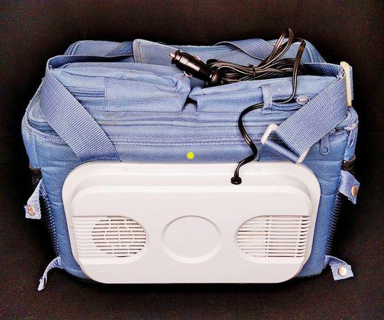 Мобильная сумка-холодильник