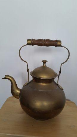 ceainic vechi,bronz