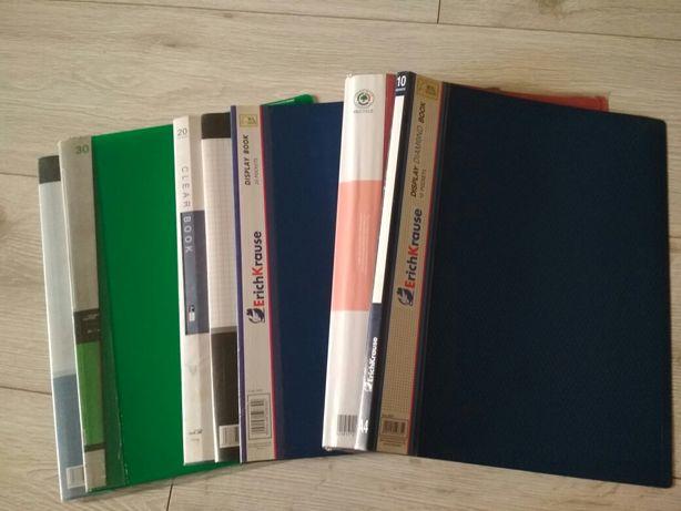 Продам файловые папки на 10,20,30 литов