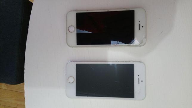 На запчасти  iPhone 5 две штуки