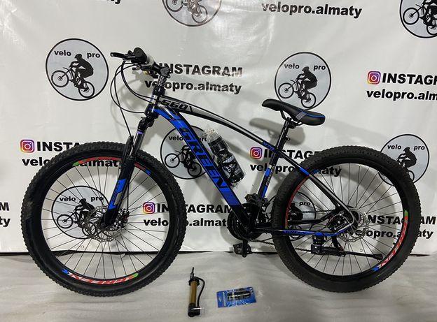Велосипед Велик 17 рама Взрослый Подростковый Детский все размеры