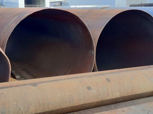 Vand Teava metalică și tuburi din beton armat