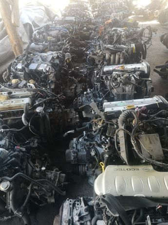 Двигатель на Opel все модели и на Ауди А6 А4 С4 С3 В4 В3 100 80 итд..