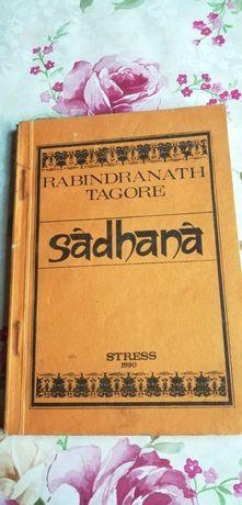 Carte sadhana de Rabindranath Tagore