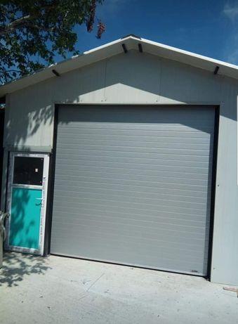 Constructi Garaje pe structura metalica hale din profil