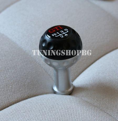 Топка за скоростен лост GOLF GTI SPECIAL 5 или 6 скорости