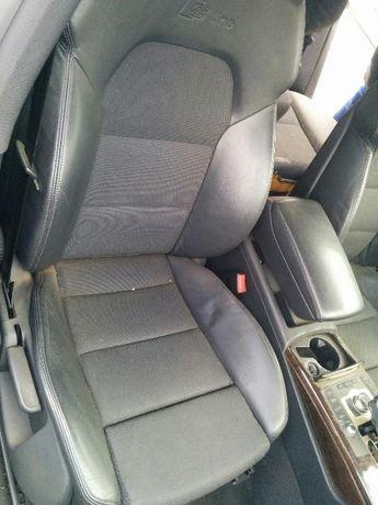 На Части! Audi A6 4F 3.0 TDI Quattro 4x4 S-Line Комби Recaro Ауди гр. Пловдив - image 7