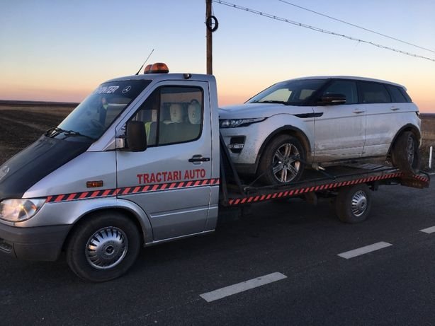Tractari auto / transport diverse / inchiriez platforma