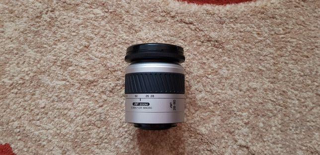 Obiectiv Sony Minolta 28-80 mm