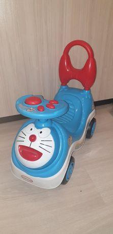 кола за бутане с крачета