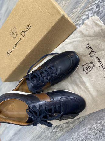 Продам мужскую обувь MassimoDutti