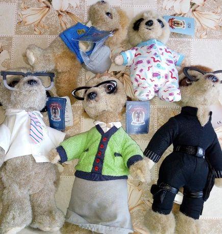 Рекламни плюшени играчки Англия Нови