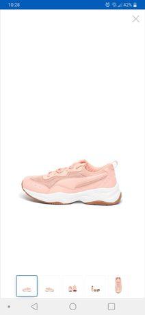 Adidasi PUMA Cilia SoftFoam+, roz pastel marime 39