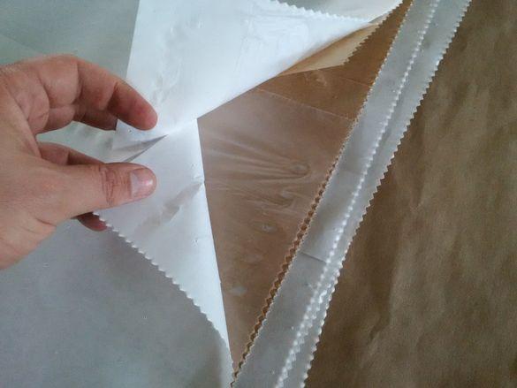 хартиени чували за белен слънчоглед
