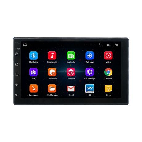 Авто медия 2DIN Android 9.1 Podofo 7011 4х50В