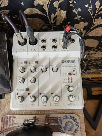 Interfața audio Yamaha Audiogram 6