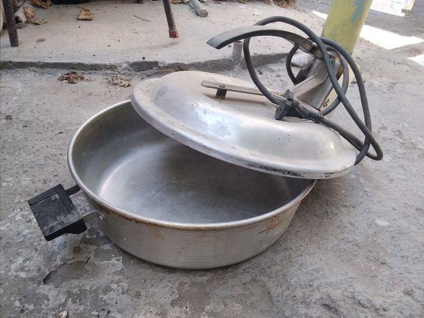 Электро  сковоротка