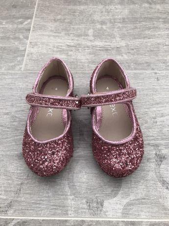 Блестящие туфельки Next.