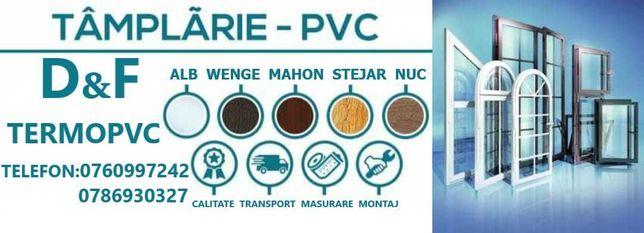 Termopane PVC D&FTermopvc