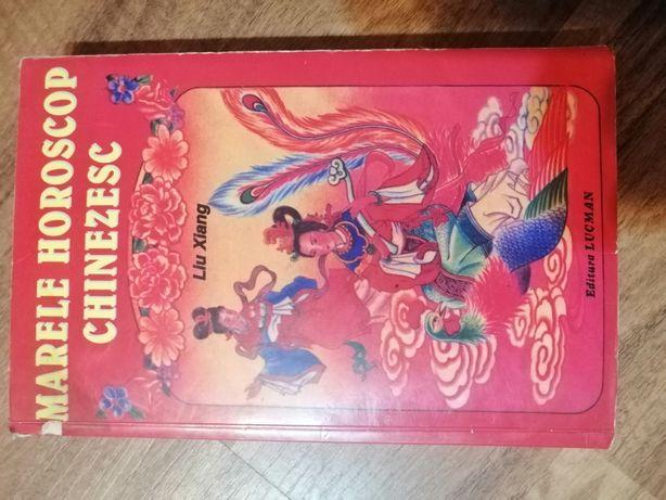 Vând carte de tălmăcire zodiac chinezesc