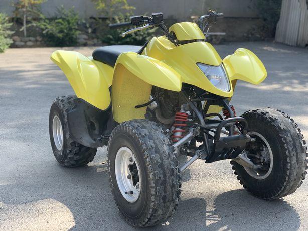 Suzuki quad sport