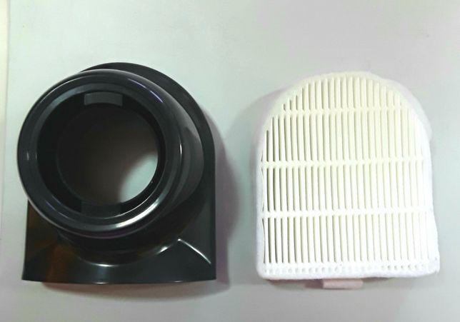 Filtru HEPA cu suportul aferent pentru aspirator - NOU - 20 lei